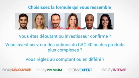 formules easy bourse