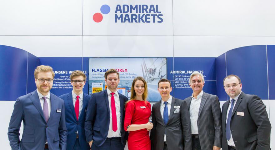 admiral markets employes