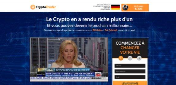 Crypto Trader avis : le roi du trading automatisé ?